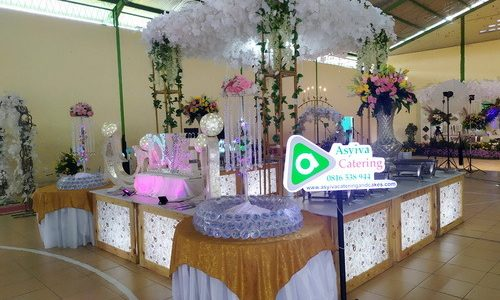 Tampilan Katering Pernikahan Large Asyiva 3