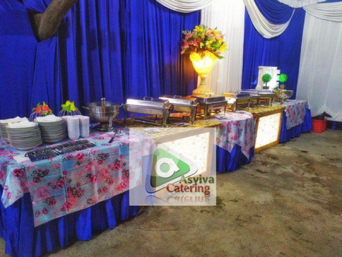 Prasmanan pernikahan 300 porsi di teluk betung Surabaya